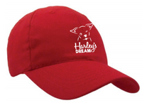 Cotton (Red) Cap - Harley's Dream
