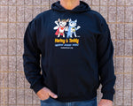 Hoodie (Unisex) - Superheroes Against Puppy Mills
