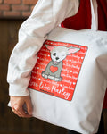Tote Bag - Love Like Harley