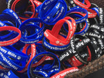 Rubber Awareness Bracelets - Harley's Dream (pack of 30)