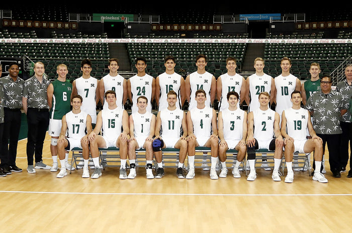 2019 Men's Volleyball - Go Bows