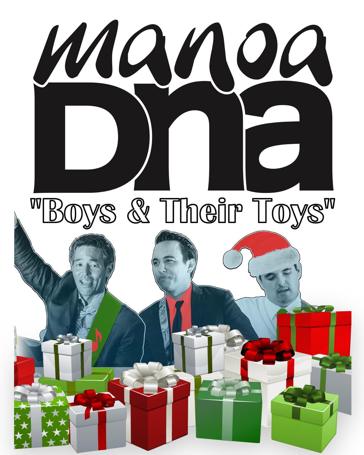 Virtual Toy Drive & Fundraiser - by Manoa DNA