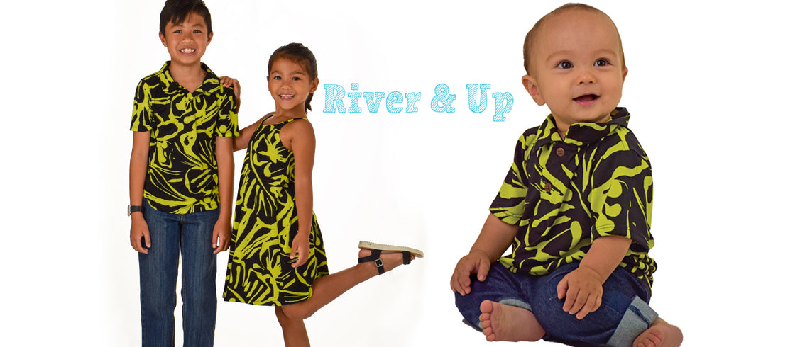 RIVER AND UP / NEW ARRIVAL