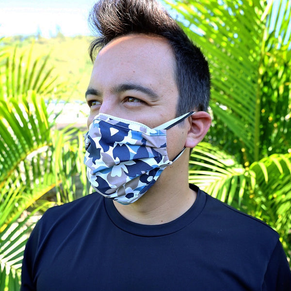 KAMOE CAMO FULL COVERAGE MASK