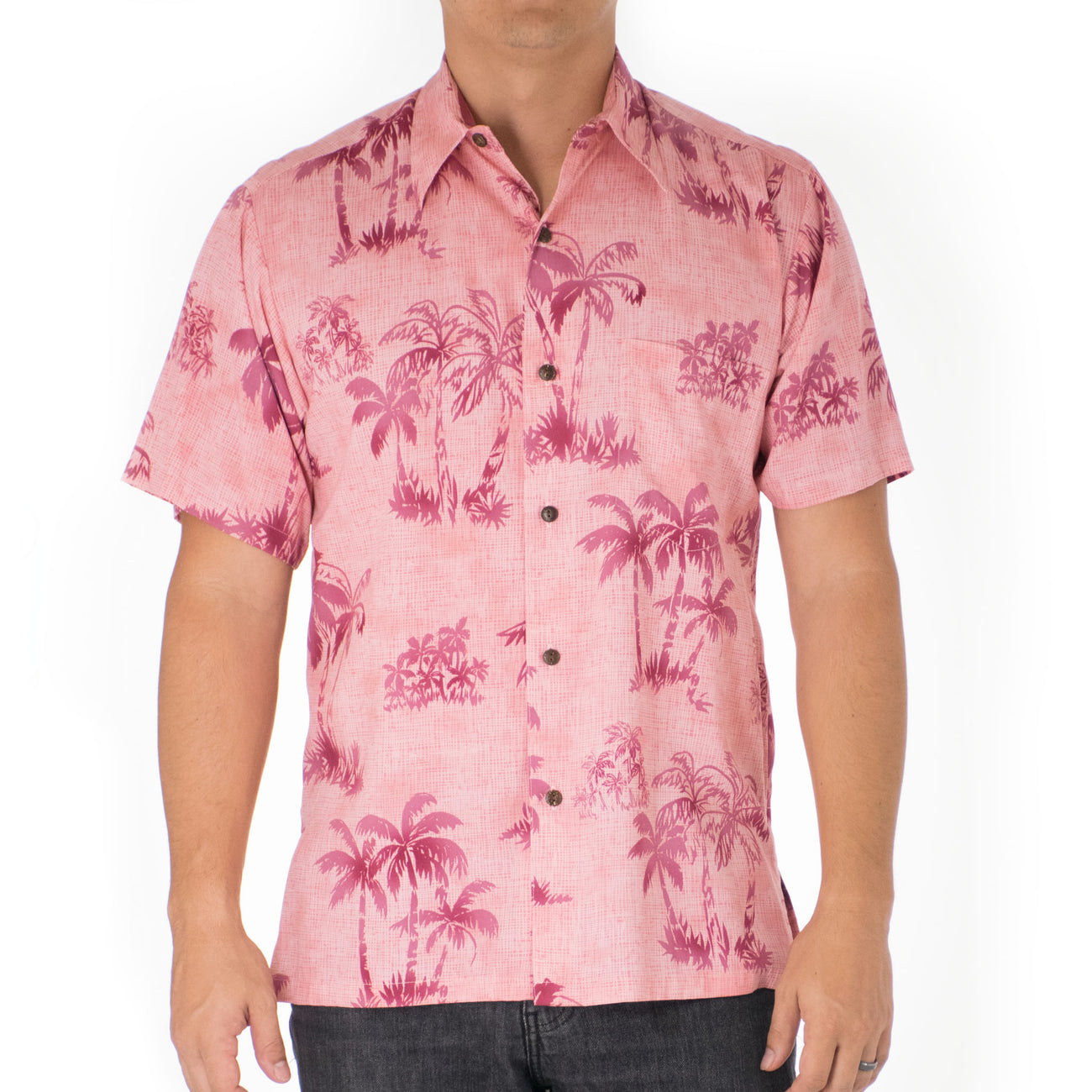 COCO PLANTATION MODERN FIT ALOHA SHIRT