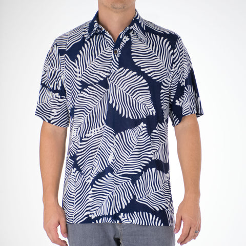 KUPUKUPU ALOHA POLO KNIT SHIRT