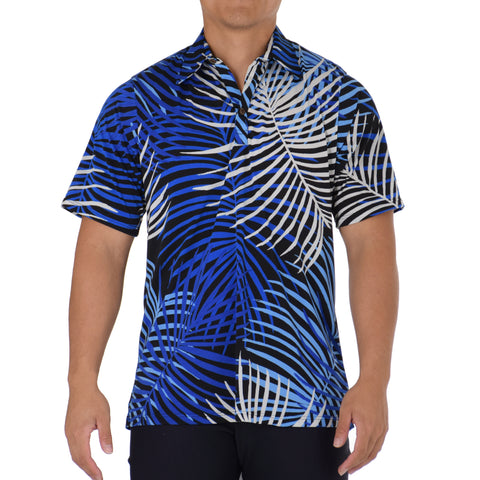HAILI ALOHA POLO KNIT SHIRT