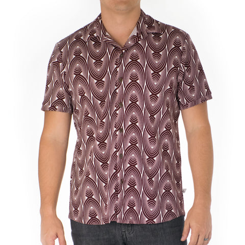 KŪPĪPĪ KNIT BUTTON-DOWN SHIRT