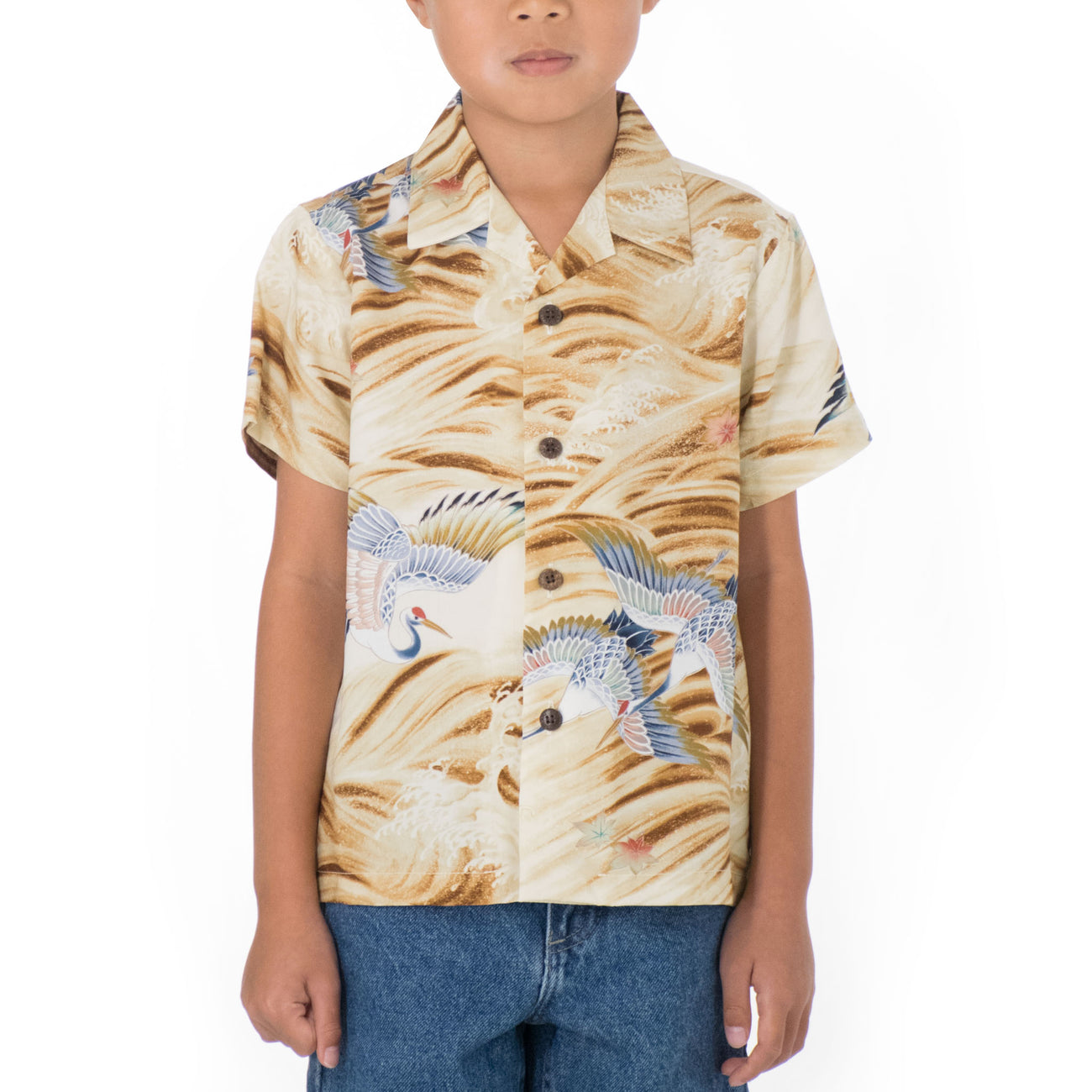 'IO BIRD TODDLER SHIRT