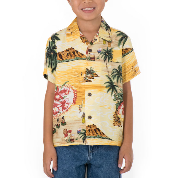 POLYNESIA TODDLER SHIRT