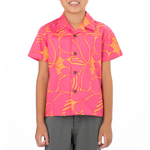 PUANUI TODDLER SHIRT