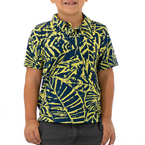 KALA BOYS KNIT POLO