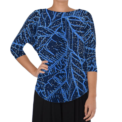 WAIPI'O DOLMAN SLEEVE TOP
