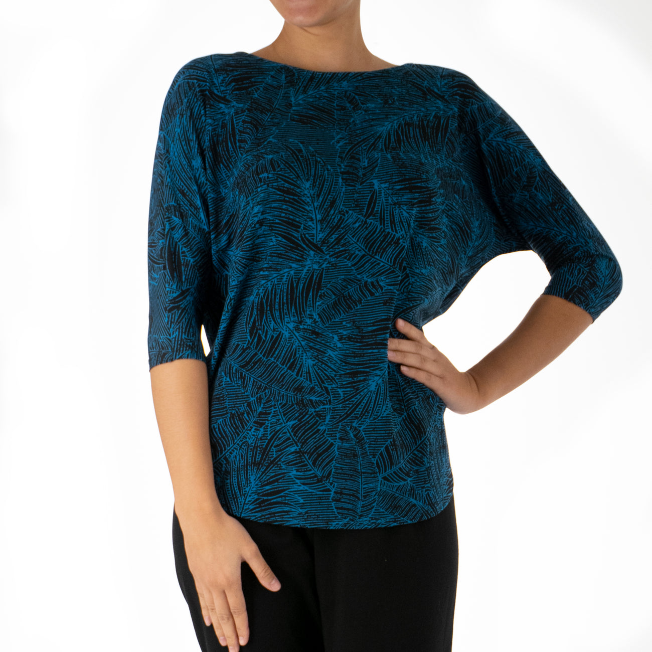 KAMA DOLMAN SLEEVE TOP
