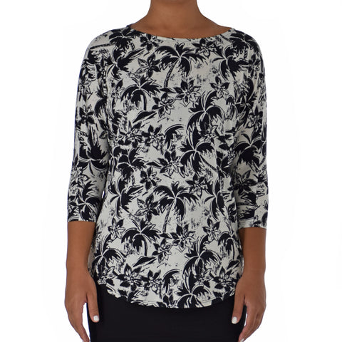 NAPE DOLMAN SLEEVE TOP