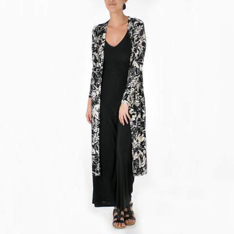 KA'APE LONG CARDIGAN