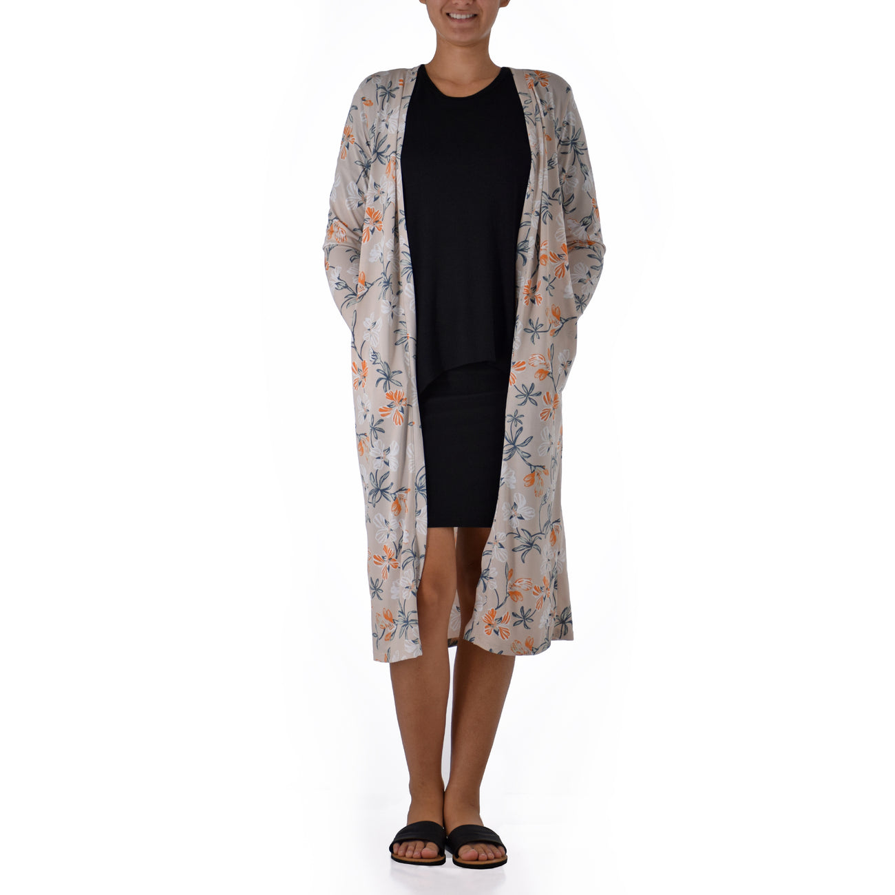 PUANANI LONG CARDIGAN