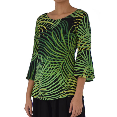 HAILI BELL SLEEVE TOP