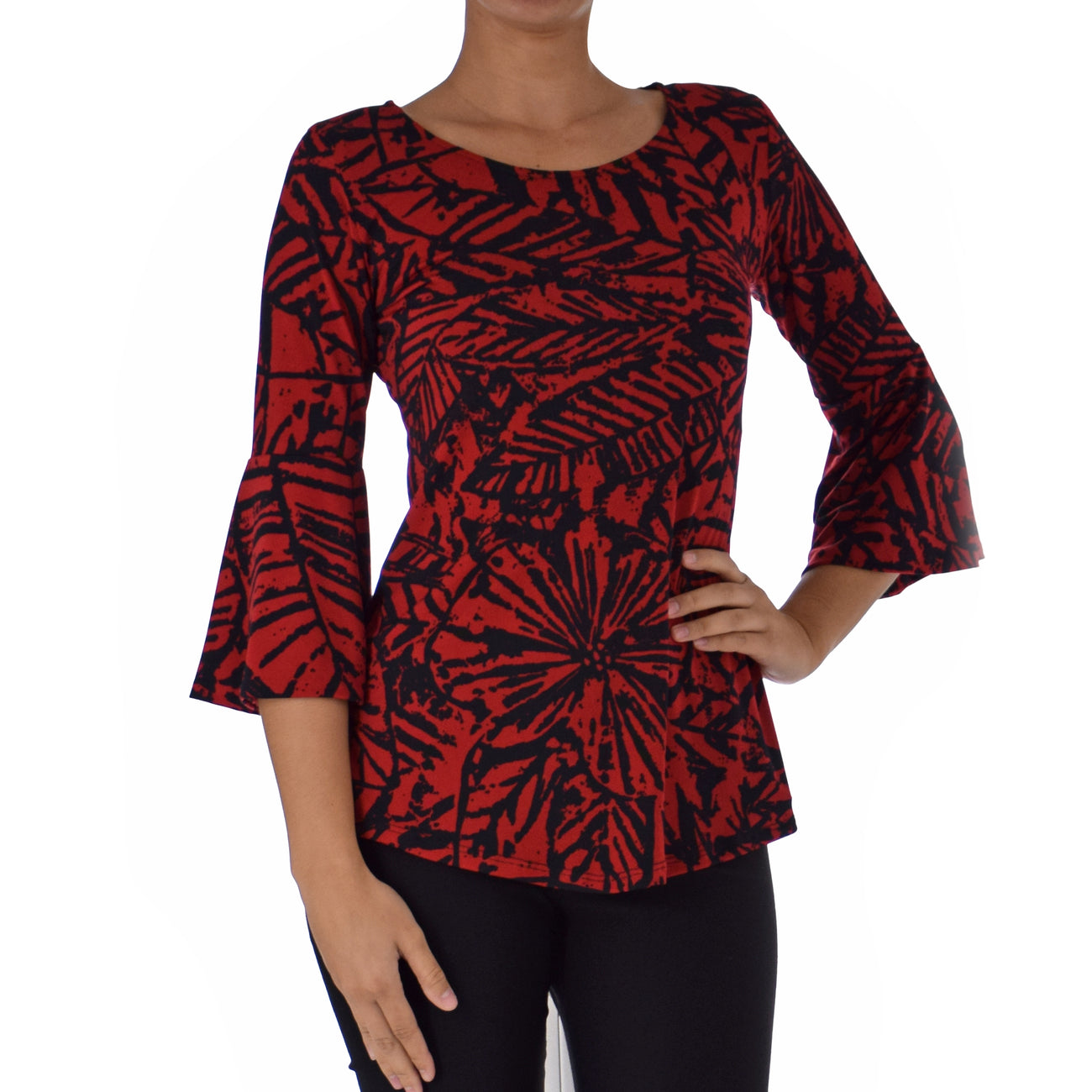 KALA BELL SLEEVE TOP