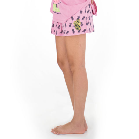 'IOLANI x HELLO KITTY PINE SHORTS