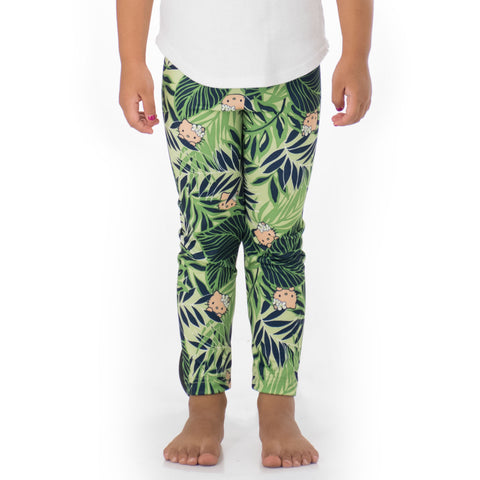 'IOLANI x HELLO KITTY PANILAU GIRLS LEGGINGS
