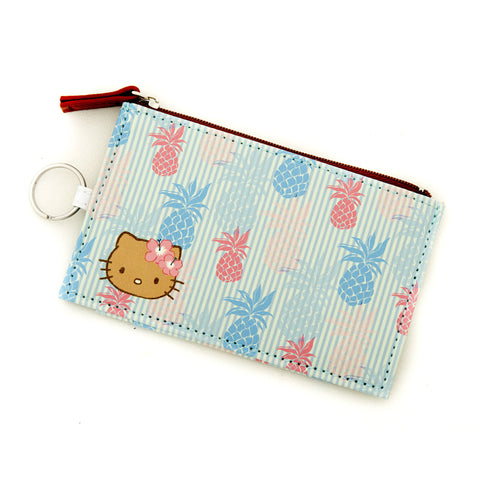 'IOLANI x HELLO KITTY PINEAPPLE COIN WALLET
