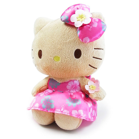 "'IOLANI x HELLO KITTY KONA 8"" PLUSH"