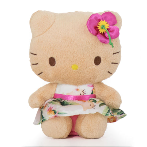 "'IOLANI x HELLO KITTY PARADISE 6"" PLUSH"