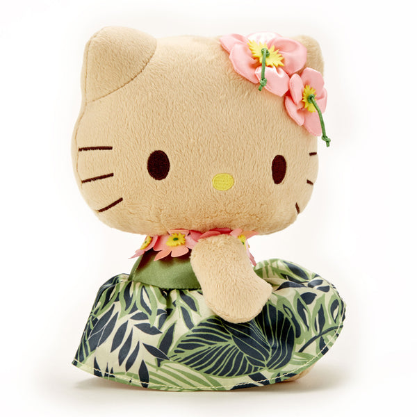 'IOLANI x HELLO KITTY PLUSH IN PANILAU