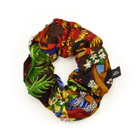 'IOLANI ROYAL SCRUNCHIE