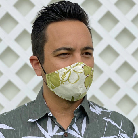 Napua Green Mask