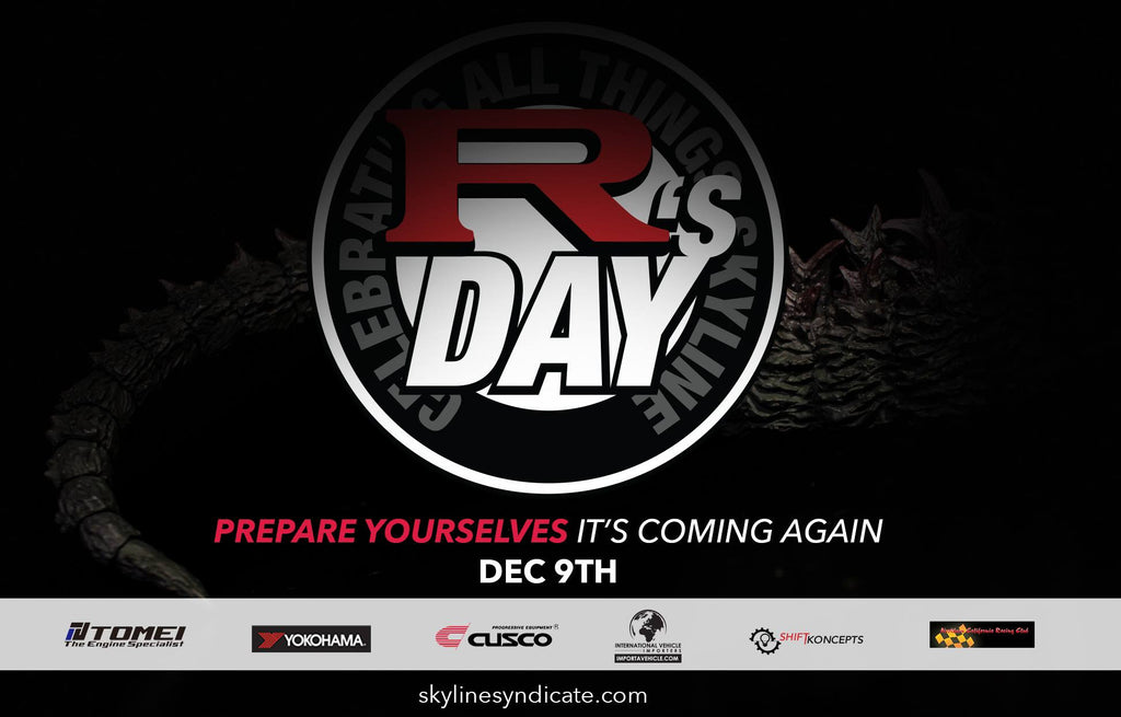 R's Day 2017 - It's Coming Again