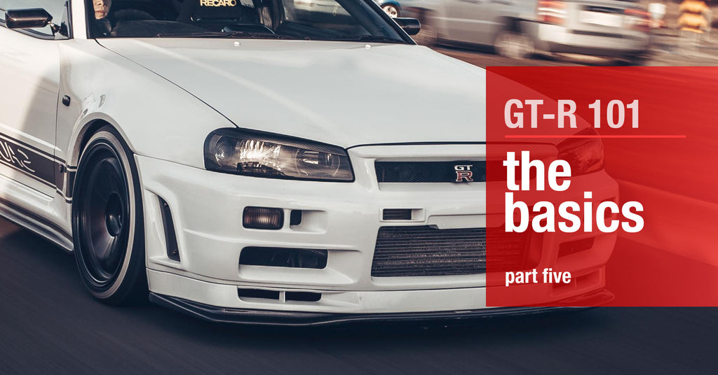 GTR 101: The Basics - The Common Issues
