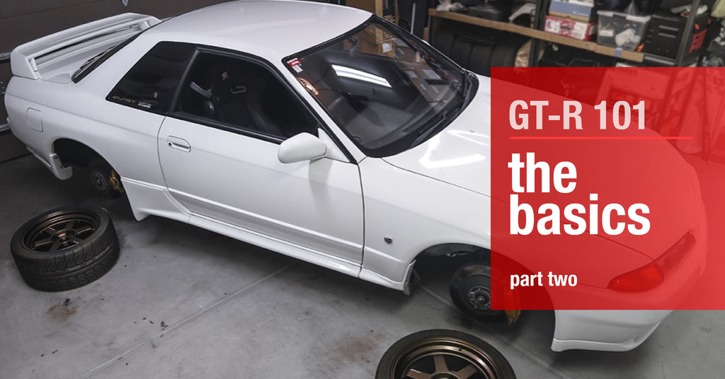 GTR 101: The Basics - Fluids - Transmission, Differential, Transfer Case, ATTESA, & Radiator