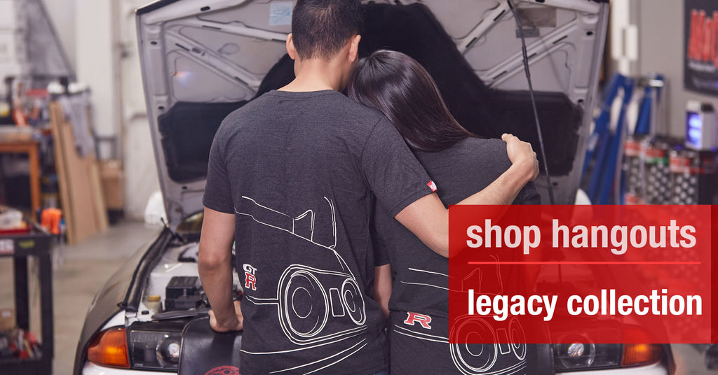 Shop Hangouts: Legacy Collection Tees