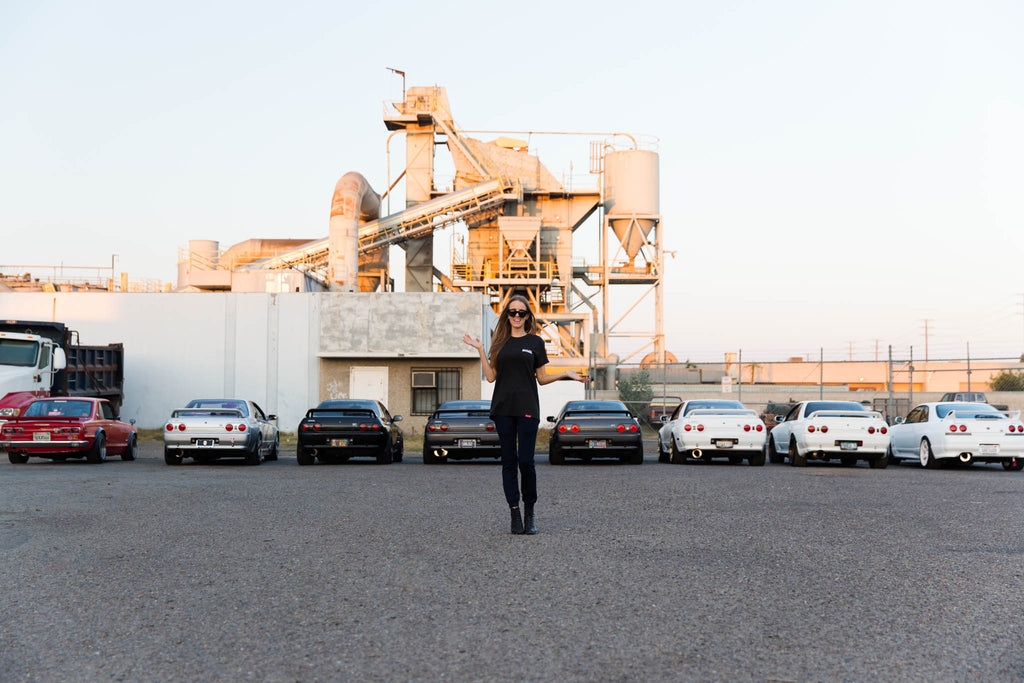 Behind The Scenes: Skyline Syndicate Shoots with Stay Driven