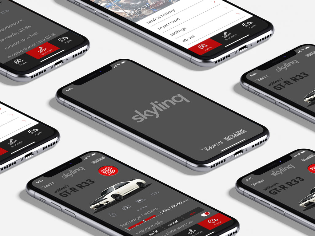 All-new Skylinq Smart App