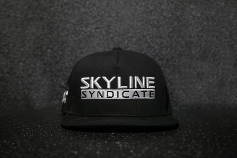 Skyline Syndicate Snapback<p> Original