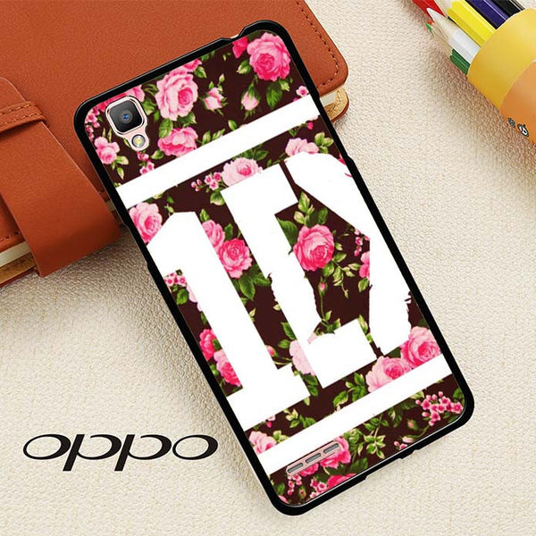 1D One Direction Flower - Copy Oppo Find 5,Oppo R3,Oppo Find 7,Oppo F1,Oppo A59 Case