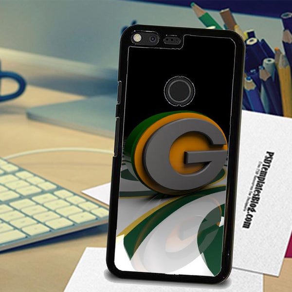 Green Bay Packers Glass Google Pixel,Pixel XL