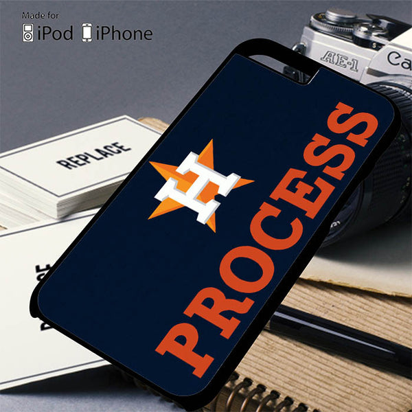 Houston Astros Process  IPHONE 4S/5S/5C/SE/6S/7 PLUS CASE