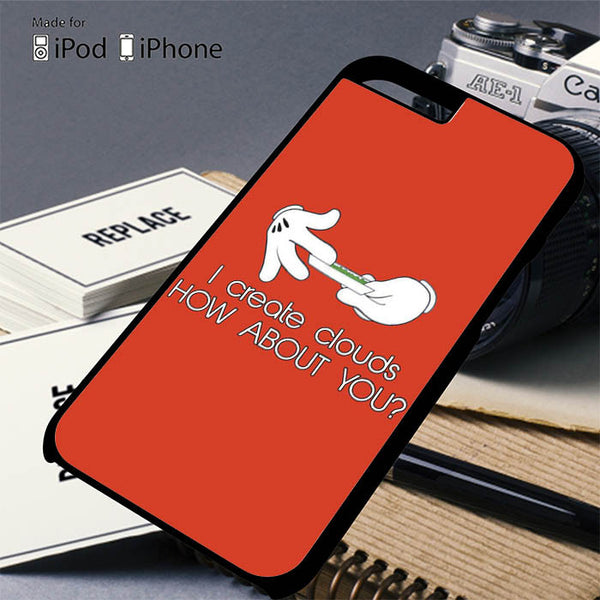 I Create Clouds  IPHONE 4S/5S/5C/SE/6S/7 PLUS CASE