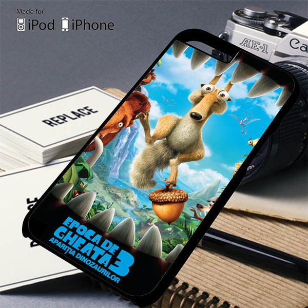 Ice Age 3 Dawn of the Dinosaurs  IPHONE 4S/5S/5C/SE/6S/7 PLUS CASE