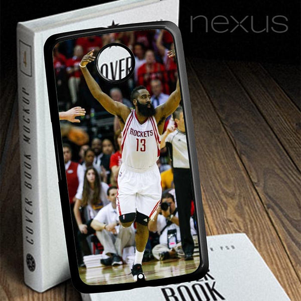 James Harden Celebrates  NEXUS 5 6 CASE