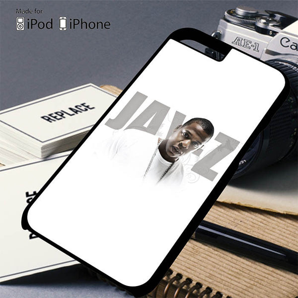 Jay Z White  IPHONE 4S/5S/5C/SE/6S/7 PLUS CASE