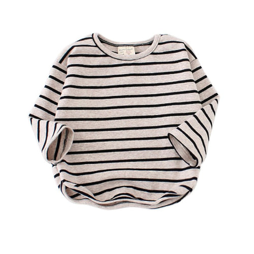 Canyon Striped Baby Top