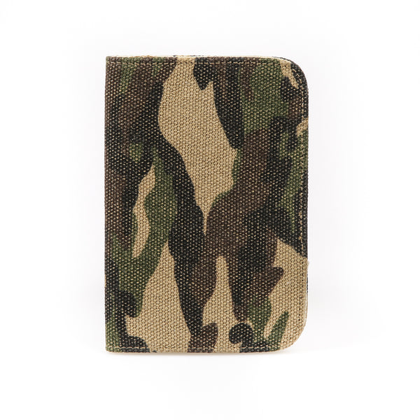 SHIQ Passport Holder Camo