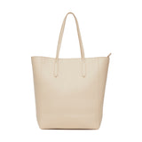 Giona Zippered Tote Beige