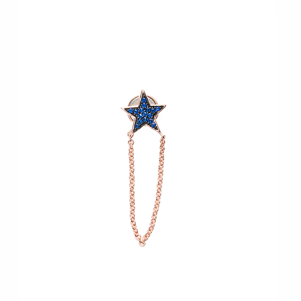 Star Magnetic Earring