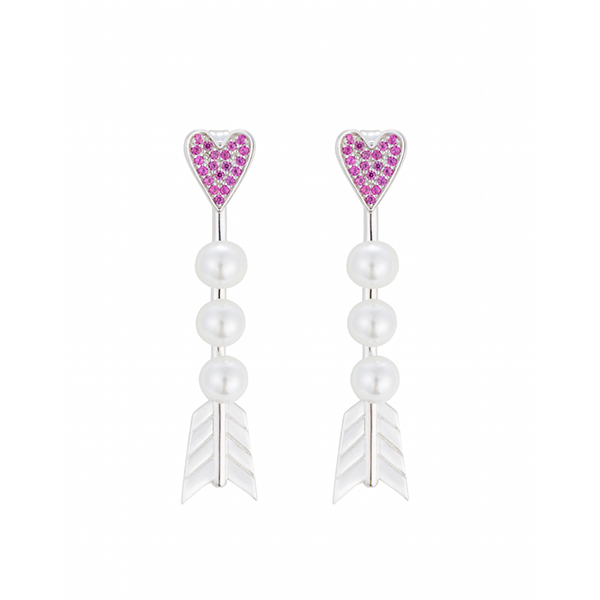 Cupid's Arrow Earring
